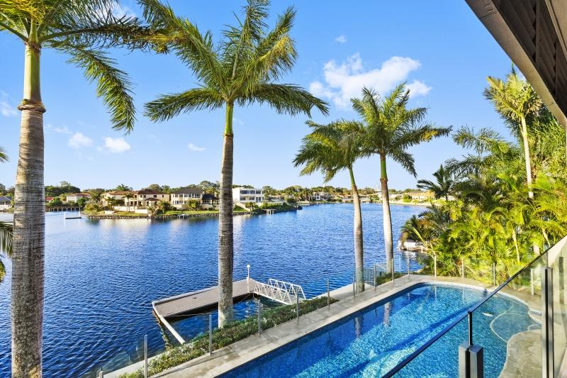 12 San Simeon Dr, Clear Island Waters Queensland, 4217 - LUXURE   Prestige  & Luxury Real Estate Agents   Gold Coast